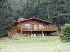 Florissant Vacation Rental - VRBO 971270ha - 2 BR South Central Cabin in CO, Secluded Mountain Cabin, Hot Tub, Mountain Views