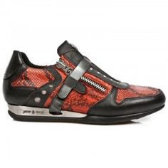 Chaussure New Rock M.HY018-S3