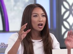 What does Tamera Mowry look like when she is in full mommy mode? Jeannie Mai tells it all! Aden and Ariah's morning routine according to Jeannie is very Jeannie Mai, Tamera Mowry, After Marriage, Single Women, School Days, Hair Goals, Snapchat, Hair Makeup, Beans