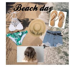 """""""Untitled #6"""" by eporima on Polyvore featuring Hollister Co. and Eugenia Kim"""
