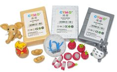 Educational kids toys polymer clay fimo cernit clay 60g/color indoor playdough premo clay DIY toys
