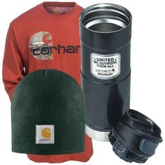 Carhartt Holiday 2016 Gift Pack