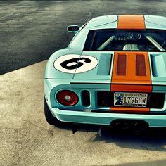 'Oklahoma' Ford GT 40