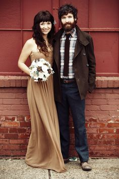 Urban Kentucky elopement - They are the cutest!