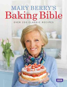 Mary Berry is gold ❤️ Filled with 250 foolproof recipes of every variety, this comprehensive cookbook is packed with delicious baking ideas. Tempting muffins, scones, and breads Mary Berry's Baking Bible: Over 250 Classic Recipes Bakewell Tart, The Great British Bake Off, Mary Berry Baking Bible, Madeira Cake Recipe, Baking Recipes, Cake Recipes, Baking Ideas, Dessert Recipes, Hardboiled