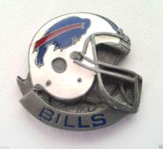 b5cc58b2553 BUFFALO BILLS HELMET     Novelty NFL Hat Pin P52021 EE