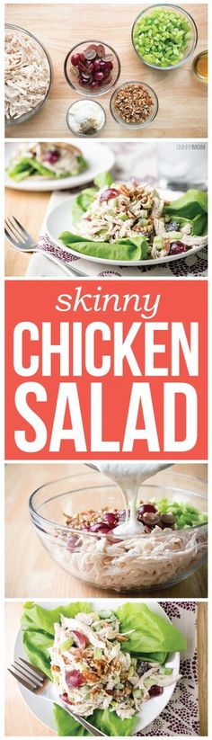 You have to try this delicious chicken salad recipe!