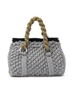 Leapioperaie crochet bag