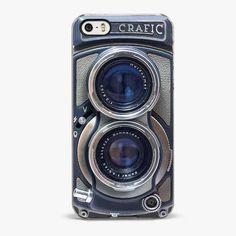 RETRO CAMERA iPhone 5/5S Case – crafic