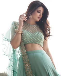 Latest Front Net Blouse Designs for Saree & Lehenga 2020 - Fashion - Latest Front Net Blouse Designs for Saree & Lehenga 2020 – Fashion - Netted Blouse Designs, Fancy Blouse Designs, Bridal Blouse Designs, Saree Blouse Designs, Crop Top Designs, Dress Designs, Choli Designs, Lehenga Designs, Indian Dresses