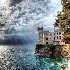 Miramar Castle....