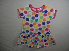 Toddler Girls Size 2T hanna andersson dress Short Sleeve Spring Everyday  #HannaAndersson #Everyday