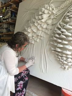 Creating the Beauty of Bas-Relief