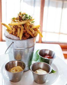 Bar food Fries