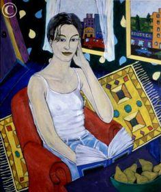Helen, 2005 Erik Slutsky (Canadá, 1957) óleo sobre tela