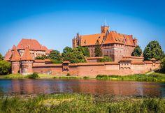 Zamek w Malborku w miniaturze