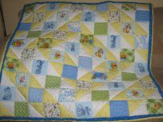 Winnie the Pooh Quilt | Hugs by Gramma Kim | Pinterest | Patterns : winnie the pooh baby quilt - Adamdwight.com