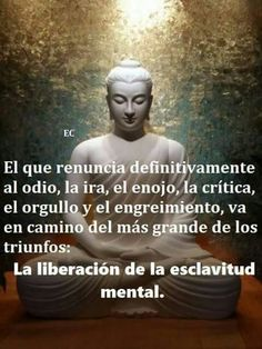 Hacia la libertad interior. Favorite Quotes, Best Quotes, Life Quotes, Cool Words, Wise Words, Yoga Mantras, Buddhist Quotes, Spiritual Messages, Osho