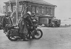 1941 Russia Moscow