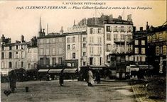 Clermont Ferrand, Voici, Painting, Once Upon A Time, The Neighborhood, Auvergne, Travel, Cards, Cities