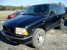 1998 GMC Jimmy SL SUV — $1800 in South Carolina