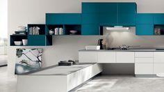 Low Kitchen Cabinet