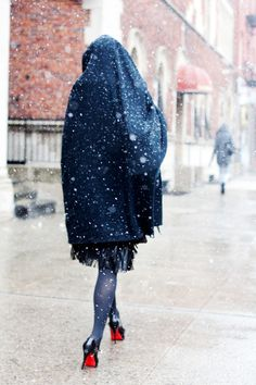 Snow Storm and Louboutin