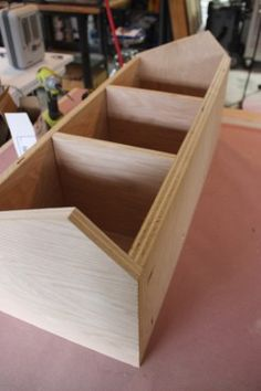 DIY Pottery Barn Bulk Bin Knock-off -Free DIY Plans  | rogueengineer.com  #DecorDIYplans