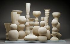 Born in New York City, Marsh first learned about ceramics after he injured his rotator cuff playing baseball in his last year of high school. He had never been that good of a student and was sent by...