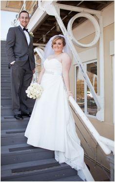 Jordan & Arthur   Virginia Beach Lesner Inn Wedding Photography