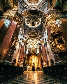 #alone #in #church #silent #holy #olomouc #olomouccity #trip #catedral #history #explore #czechgirl #morava #insta #instadaily #instagood #heritage #vsco #500px #from #ostrava #ostravacity #janjasiok