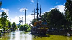 Kopenhaga z eleganckim uśmiechem i syrenką pod ramię Sailing Ships, Boat, Historia, Dinghy, Boats, Sailboat, Tall Ships, Ship