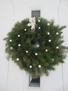 Joulun kuiskaus: Ovikranssi