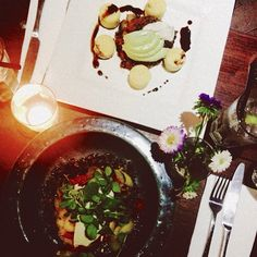 Instagram media by lonijane - Divine raw dinner date @rab21 such amazing food