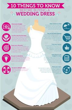 Wedding dress shopping can become one of the memories of your life but you need to be prepared. Have no fear, our ultimate guide to wedding dresses has you covered...