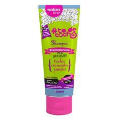 Shampoo #todecacho - Loja da Salon Line  Sem parabenos, sulfato, parafina e sulfato! Liberado para LOW POO!