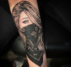 gangster woman mask - Pesquisa Google