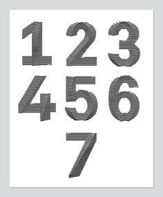Typeverything.com Duintjer - Signage by OK200. (via wete1984)