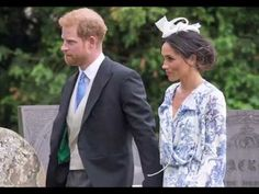 MEGHAN Markle and Prince Harry were in fine spirits