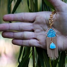 More of our Spring line! Loving this long beaded tassel necklace. Contact our studio to find a #catherinepagejewelry retailer near you.