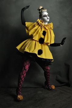 Circus Qaina. Wonder whose gonna be a clown?