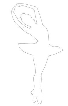 jpg 399 × 616 Pixel - Rebel Without Ballerina Birthday Parties, Ballerina Party, Ballerina Silhouette, Silhouette Cameo, Felt Crafts, Diy And Crafts, Paper Crafts, Balerina, Applique Patterns