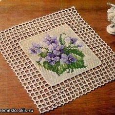 Crochet Bedspread Pattern, Crochet Quilt, Tapestry Crochet, Crochet Squares, Thread Crochet, Filet Crochet, Crochet Motif, Crochet Lace, Crochet Patterns
