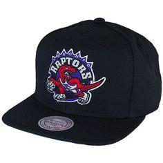 Mitchell & Ness Wool Solid 2 Toronto Raptors Cap