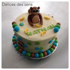 2- Gâteau de singes :)!