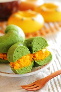 colorful bagel