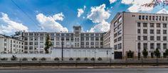 E. Wedel (Cadbury-Wedel) confectionery factory build 1934, Warsaw, Poland