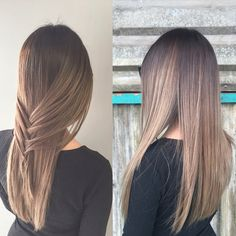 1000+ ideas about Balayage Straight Hair on Pinterest