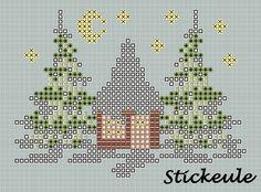 Stickeules Freebies: Winter