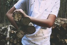 🌐 Check out this free photoMan in White Polo Shirt Carrying on His Right Firewood Sticks    🆕 https://avopix.com/photo/44281-man-in-white-polo-shirt-carrying-on-his-right-firewood-sticks    #people #man #person #adult #smiling #avopix #free #photos #public #domain